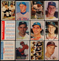 Baseball Cards:Lots, 1957 Topps Baseball Collection (268)....