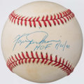 Autographs:Baseballs, Fergie Jenkins Single Signed Baseball. ...