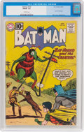 Silver Age (1956-1969):Superhero, Batman #143 (DC, 1961) CGC FN/VF 7.0 Off-white pages....