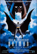"""Movie Posters:Animation, Batman: Mask of the Phantasm (Warner Brothers, 1993). One Sheet(27"""" X 40"""") DS. Animation.. ..."""