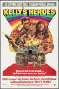 "Movie Posters:War, Kelly's Heroes (MGM, 1970). One Sheet (27"" X 41"") 70MM RoadshowStyle. War.. ..."