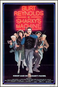 "Sharky's Machine & Others Lot (Orion, 1981). One Sheets (5) (27"" X 41""). Crime. ... (Total: 5 Items)"