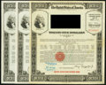 Miscellaneous:Other, $25 War Savings Bond Series E Issued 1942-43 Schwan 226b ThreeExamples.. ... (Total: 3 items)