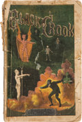 "Books:Americana & American History, ""The Black Crook"": Extremely Rare 1866 Edition in PictorialWraps...."