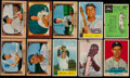 Baseball Cards:Lots, 1949-55 Multi-Brand Baseball Collection (240)....