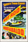 """Movie Posters:Action, Hot Rod Hullabaloo (Allied Artists, 1966). One Sheet (27"""" X 41""""). Action.. ..."""