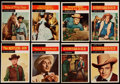 """Non-Sport Cards:Sets, 1958 Topps """"TV Western"""" Complete Set (71). ..."""