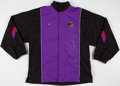 """Basketball Collectibles:Others, Vince Carter Signed Toronto Raptors Warm-Up Jacket - With """"ROY 99'Inscription. ..."""