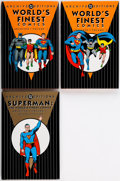 Books:Superhero, DC Archive Editions - World's Finest Group of 3 (DC, 1999-2004)Condition: NM-.... (Total: 3 Items)
