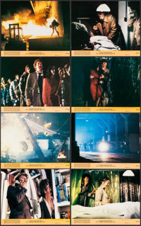 """Invasion of the Body Snatchers (United Artists, 1978). Mini Lobby Card Set of 8 (8"""" X 10""""). Science Fiction..."""