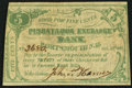 Obsoletes By State:New Hampshire, Portsmouth, NH- Piscataqua Exchange Bank 5 Cents Oct. 26, 1862. ...