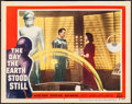 """Movie Posters:Science Fiction, The Day the Earth Stood Still (20th Century Fox, 1951). Lobby Card(11"""" X 14""""). Science Fiction.. ..."""