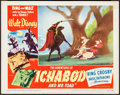 """Movie Posters:Animation, The Adventures of Ichabod and Mr. Toad (RKO, 1949). Lobby Card (11"""" X 14""""). Animation.. ..."""