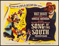 """Movie Posters:Animation, Song of the South (Buena Vista, R-1956). Title Lobby Card (11"""" X14""""). Animation.. ..."""