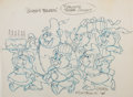 Animation Art:Production Drawing, Disney's Adventures of the Gummi Bears Publicity OriginalArt by Willie Ito Group of 3 (Walt Disney, 1985). ... (Total: 3Items)