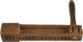Political:Miscellaneous Political, Theodore Roosevelt: A Great Wooden Noisemaker. ...