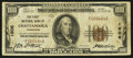 National Bank Notes:Tennessee, Chattanooga, TN - $100 1929 Ty. 1 The First NB Ch. # 1606. ...