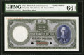 World Currency, Fiji Government of Fiji £20 ND (1937-51) Pick 43s Color Trial Specimen. . ...