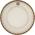 Political:Presidential Relics, Franklin D. Roosevelt: White House China....