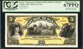World Currency, Hawaii Department of Finance $5 1895 (1899) Pick 6p Face Proof. . ...