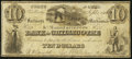 Obsoletes By State:Ohio, Chillicothe, OH- Farmers, Mechanics & Manufacturers Bank ofChilllicothe $10 Sep. 1, 1843. ...