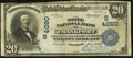 National Bank Notes:Kentucky, Frankfort, KY - $20 1902 Date Back Fr. 644 The State NB Ch. #(S)4090. ...