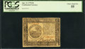 Colonial Notes:Continental Congress Issues, Continental Currency April 11, 1778 $6 PMG Choice About New 55.....