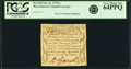 Colonial Notes:Massachusetts, Massachusetts October 16, 1778 3s PCGS Very Choice New 64PPQ.. ...