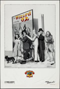 """Movie Posters:Fantasy, The Wizard of Oz (MGM, R-1989). 50th Anniversary One Sheet (26.75""""X 39.75""""). Fantasy.. ..."""