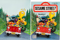 "Animation Art:Production Drawing, Sesame Street Magazine #92 ""Vacation"" Original Cover Art(The Parenting Group, 1980). ... (Total: 2 Items)"
