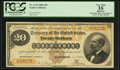 Large Size:Gold Certificates, Fr. 1176 $20 1882 Gold Certificate PCGS Apparent Very Fine 35.. ...