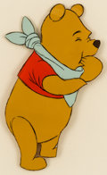 Animation Art:Production Cel, Winnie the Pooh and the Honey Tree Pooh Bear Production Cel(Walt Disney, 1966). ...