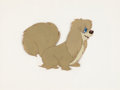 Animation Art:Production Cel, Lady and the Tramp Peg Production Cel (Walt Disney, 1955)....