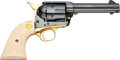 Handguns:Single Action Revolver, Colt 125th Anniversary Single Action Army Revolver....