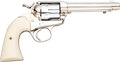 Handguns:Single Action Revolver, Colt Bisley Model Single Action Revolver....