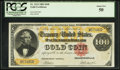 Large Size:Gold Certificates, Fr. 1212 $100 1882 Gold Certificate PCGS About New 50.. ...