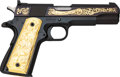 Handguns:Semiautomatic Pistol, Colt Commemorative Ace Model Semi-Automatic Pistol....