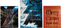 Eyvind Earle-Related Books Group of 3 (c. 1990s). ... (Total: 3 Items)