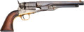 Handguns:Single Action Revolver, Colt Model 1860 Army Single Action Revolver....