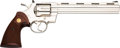 Handguns:Double Action Revolver, Colt Python Target Model Double Action Revolver....