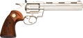 Handguns:Double Action Revolver, Colt Diamondback Model Double Action Revolver....
