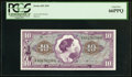 Military Payment Certificates:Series 651, Series 651 $10 PCGS Gem New 66PPQ.. ...
