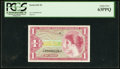 Military Payment Certificates:Series 641, Series 641 $1 PCGS Choice New 63PPQ.. ...