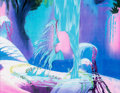 Animation Art:Production Cel, Peter Pan Waterfall Effects Production Cels Group of 2 (WaltDisney, 1953). ...