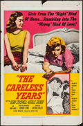 "Movie Posters:Bad Girl, The Careless Years & Other Lot (United Artists, 1958). OneSheets (2) (27"" X 41""). Bad Girl.. ... (Total: 2 Items)"