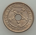Belgian Congo, Belgian Congo: Trio of Belgian Coins,... (Total: 3 coins)