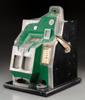 Other, A Mills Novelty Co. Art Deco Nickel Slot Machine, circa 1920-1930. 18-1/8 h x 12-3/8 w x 13-1/4 d inches (46.0 x 31.4 x 33.7...