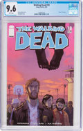 Modern Age (1980-Present):Horror, The Walking Dead #18 (Image, 2005) CGC NM+ 9.6 White pages....