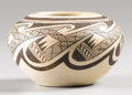 American Indian Art:Pottery, A HOPI JAR...