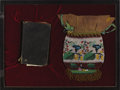 American Indian Art, A SIOUX PRAYER AND HYMN BOOK. c. 1927... (Total: 2 Items)